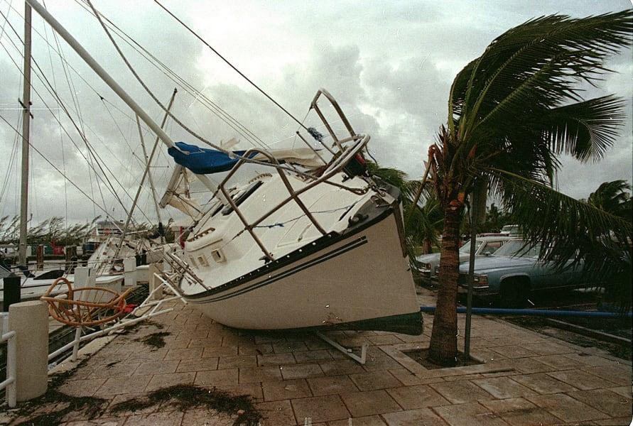 Atlantic Hurricanes Andrew RESTRICTED