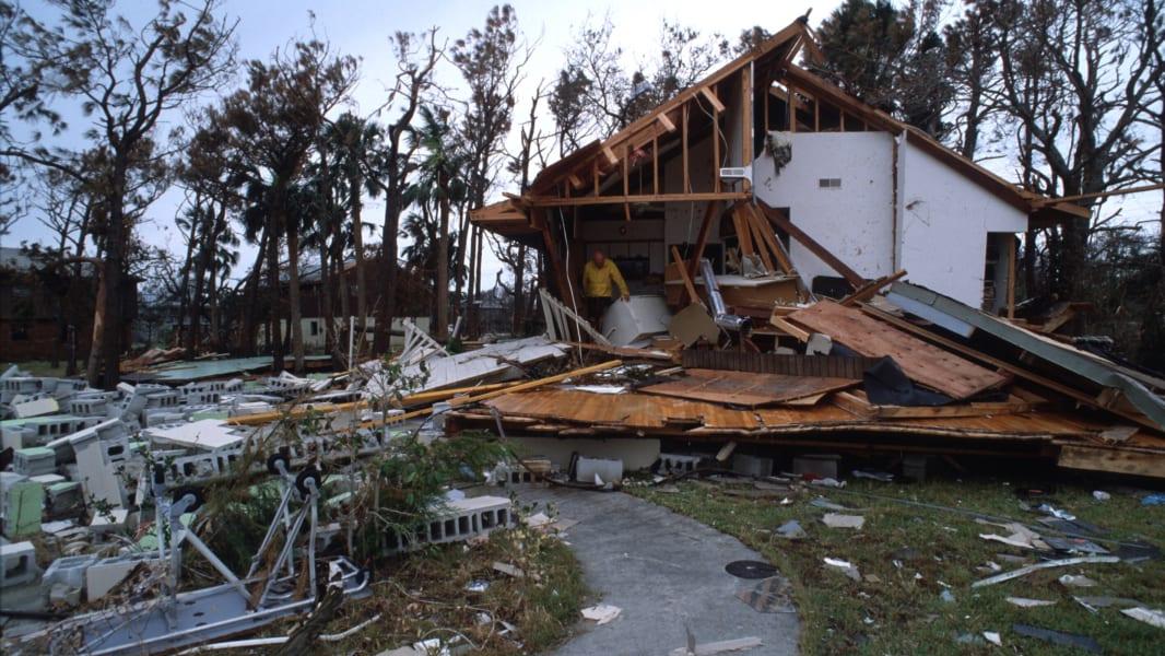 Atlantic Hurricanes Hugo RESTRICTED