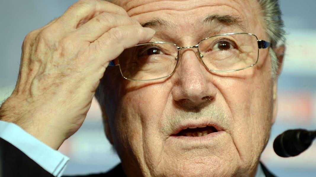 10 Sepp Blatter