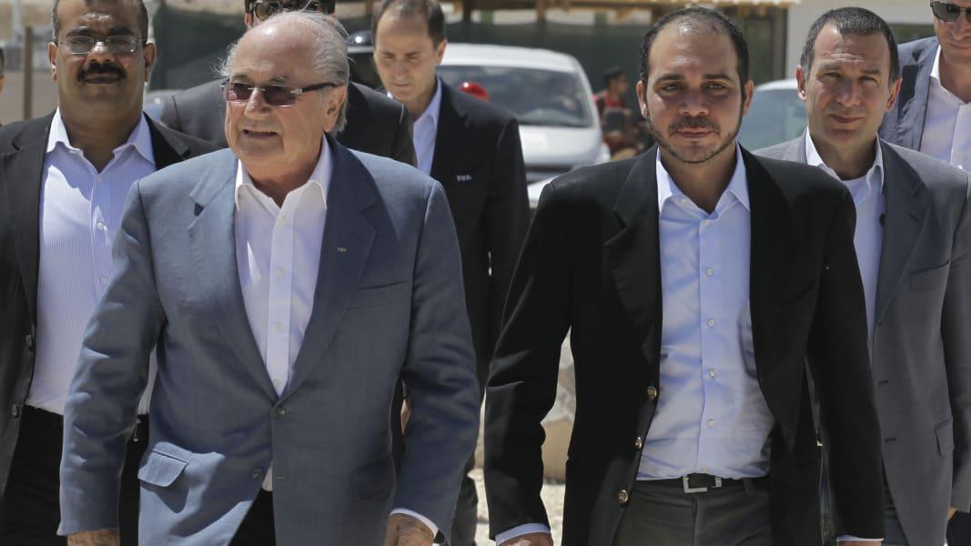 13 Sepp Blatter