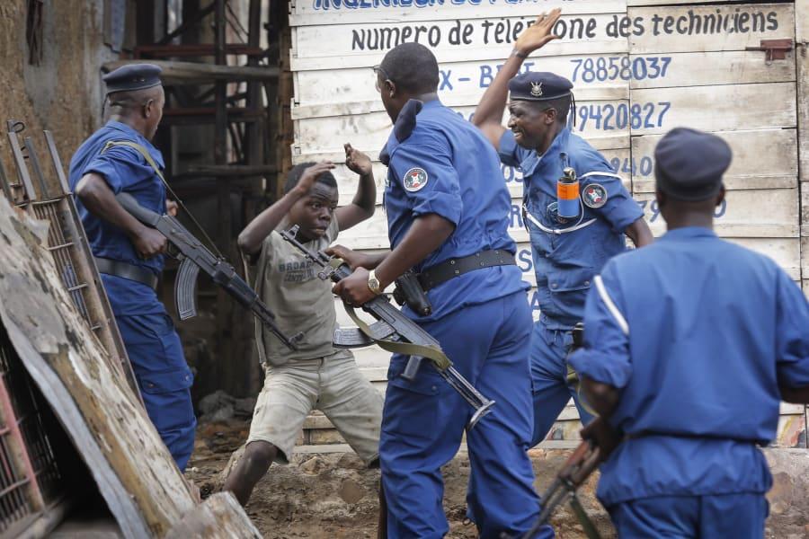 02 burundi unrest 0627 RESTRICTED
