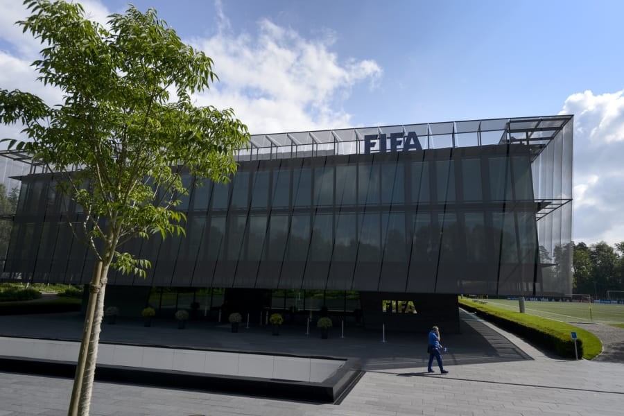 fifa hq zurich may