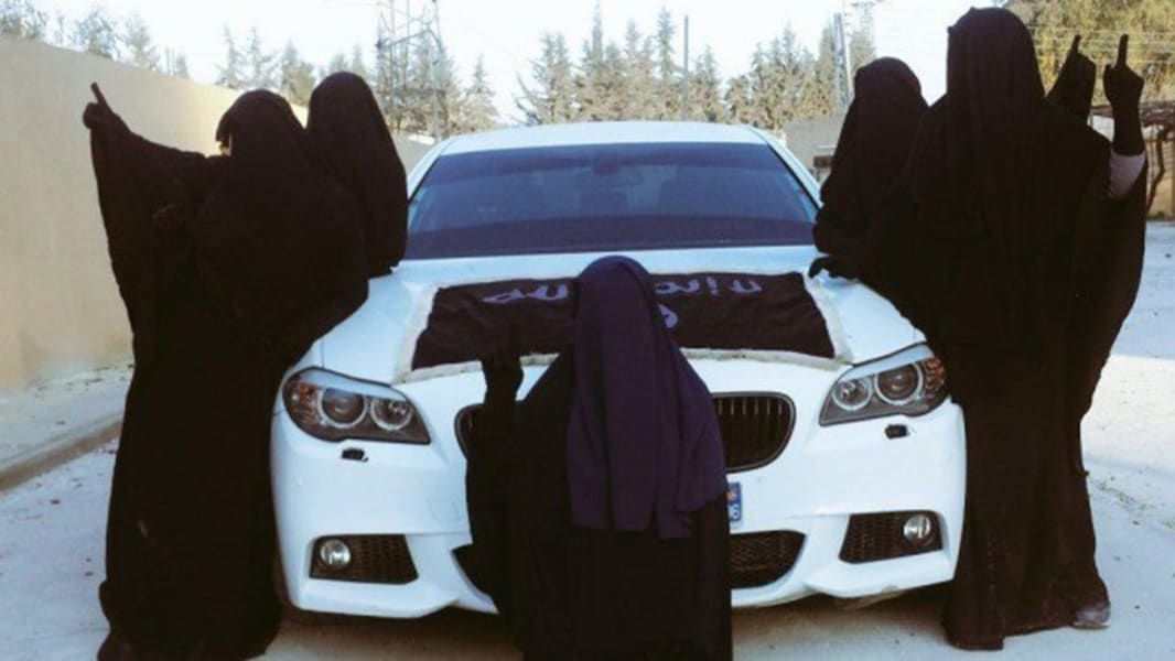 Women of ISIS Zaynab Sharrouf 1