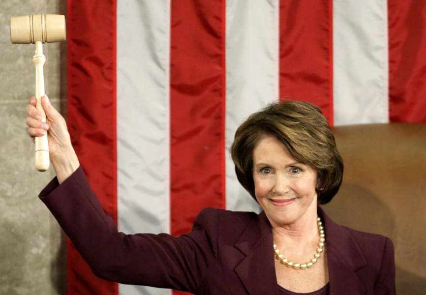 Nancy Pelosi Speaker Gallery 2