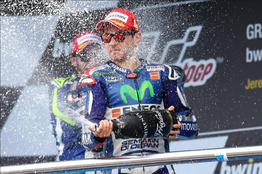 Lorenzo Jerez win