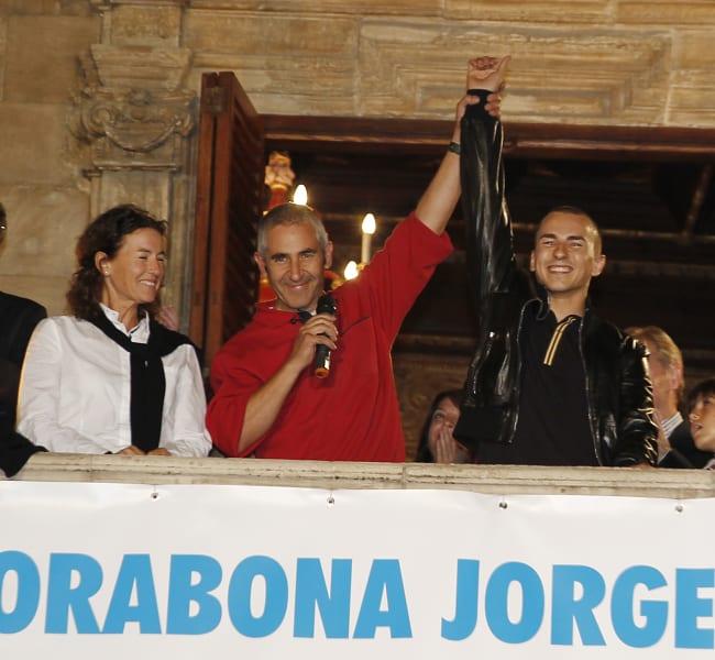 Jorge Lorenzo father
