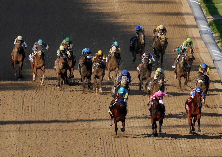 06 pharoah derby