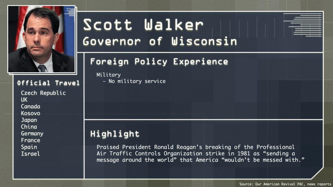 scott walker defense policy slide