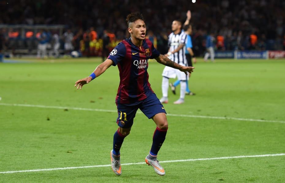 Champions League Juventus V Barcelona