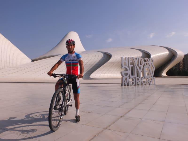 Cyclists 3