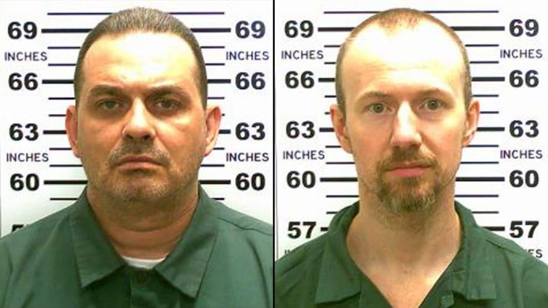 escaped ny convicts split richard matt david sweat