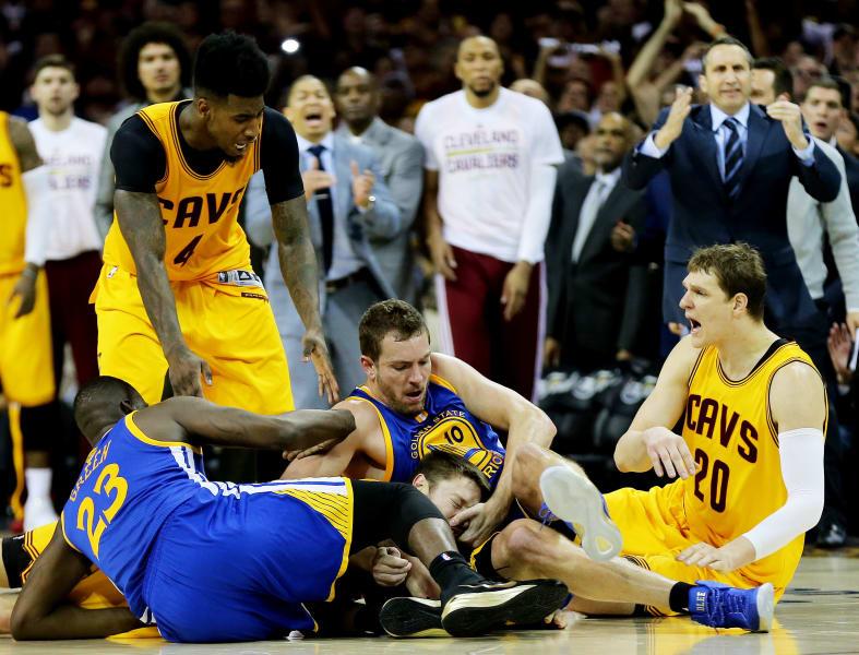 Dellavedova NBA Finals 1
