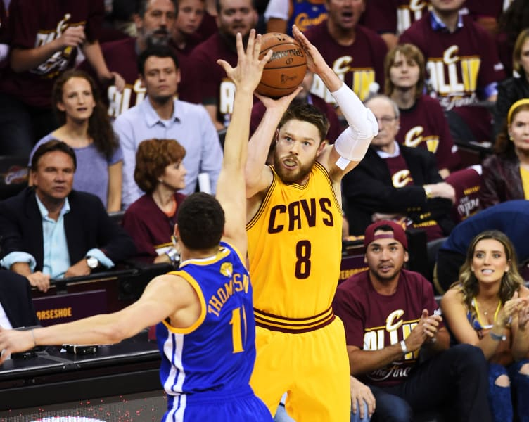 Dellavedova NBA Finals 2