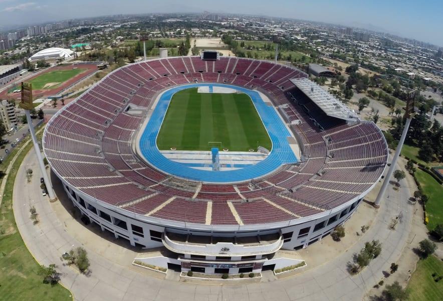 Copa America Estadio Nacional 2