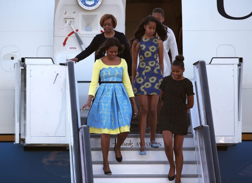 Michelle Obama London June 16, 2015
