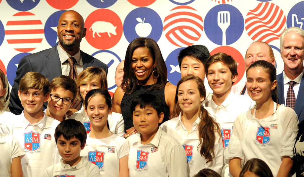 Michelle Obama June 17, 2015