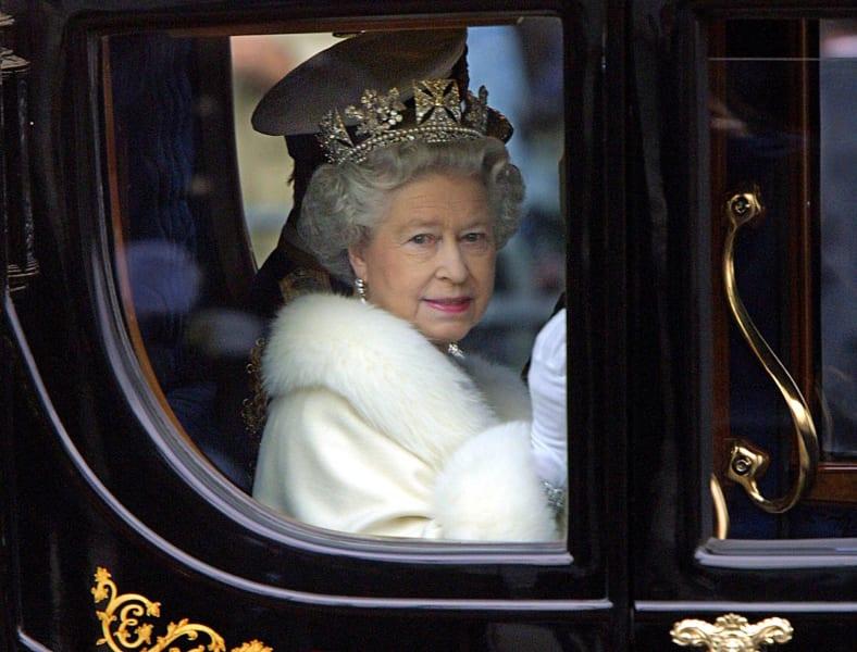 Queen carriage
