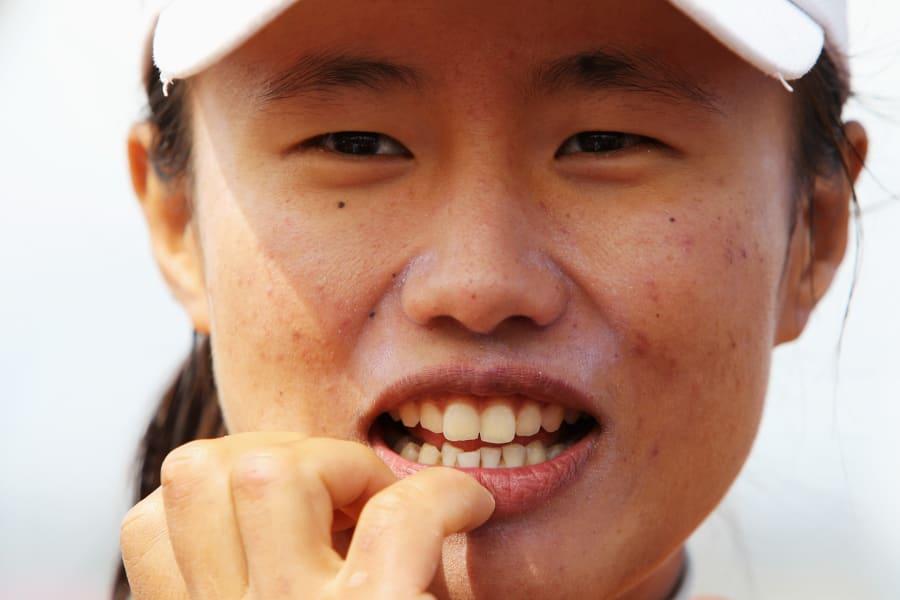 xu lijia portrait