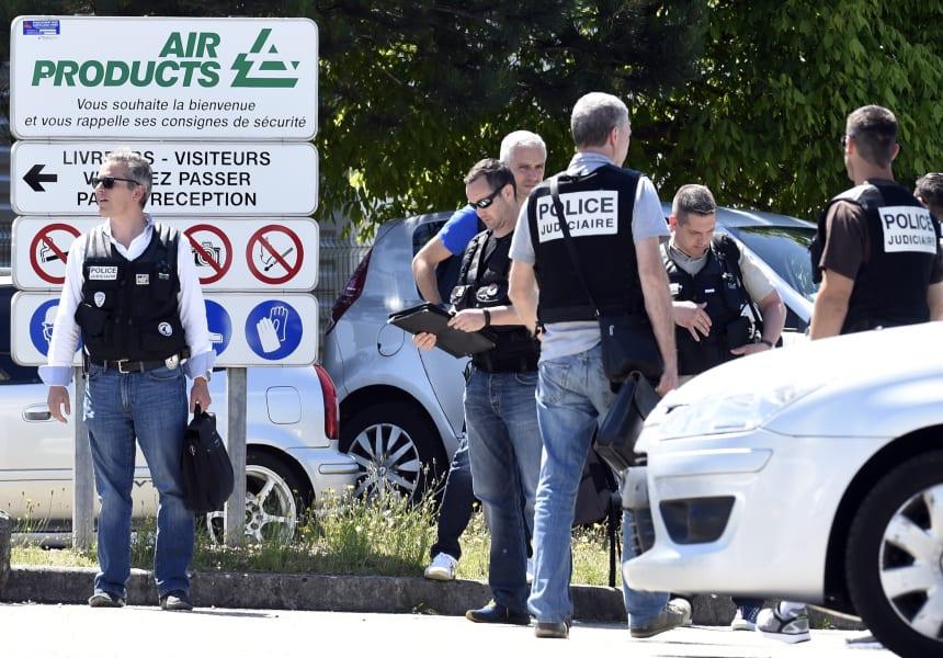French terror attack 2
