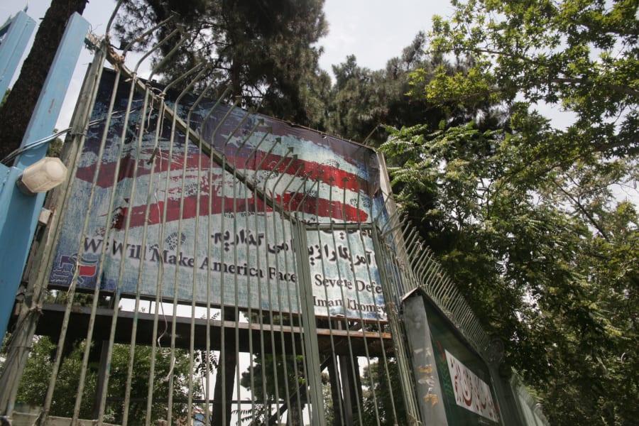 Iran US Embassy 2