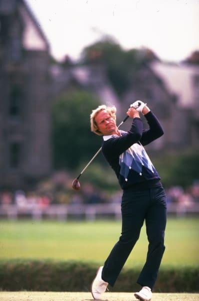 Jack Nicklaus British Open Golf St Andrews