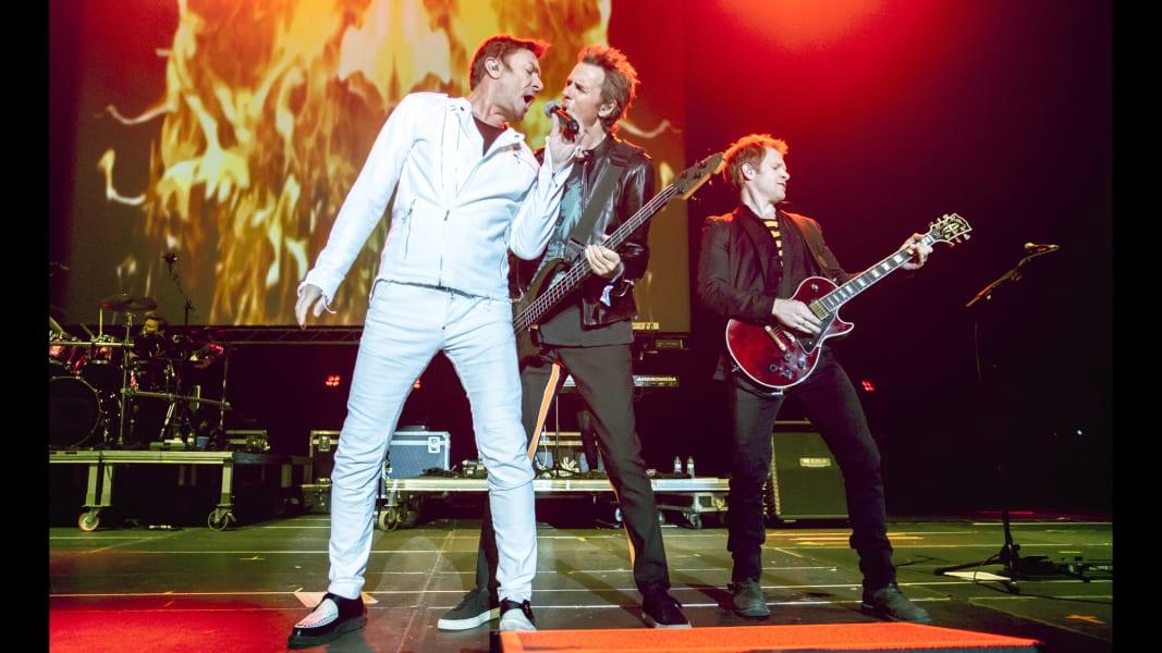 RESTRICTED Duran Duran
