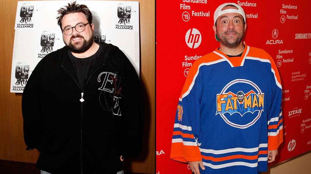 kevin smith weight loss split
