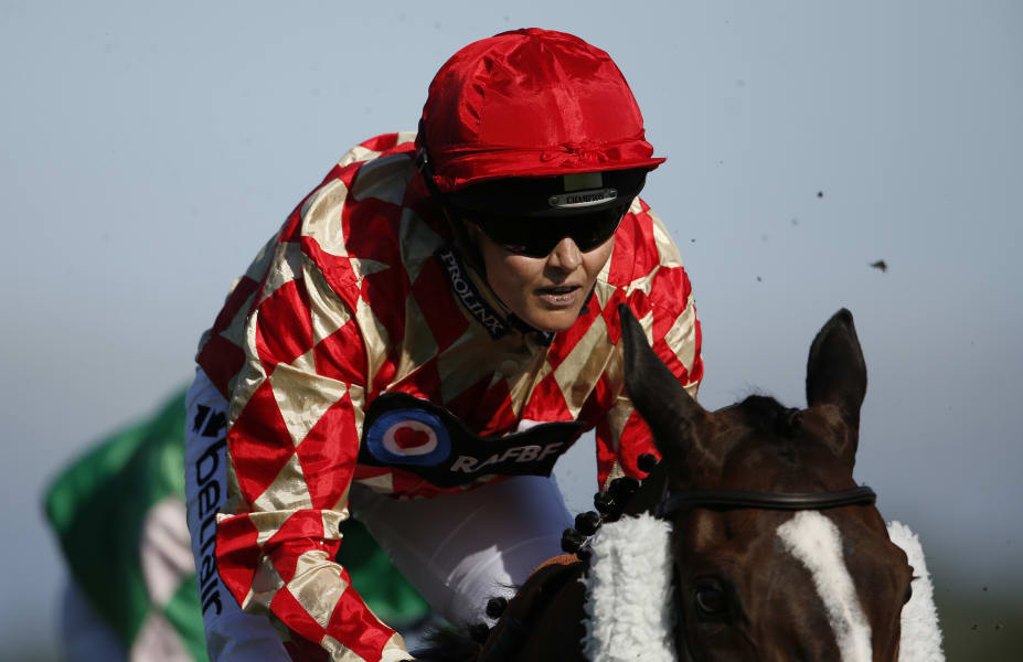 pendleton debut jockey