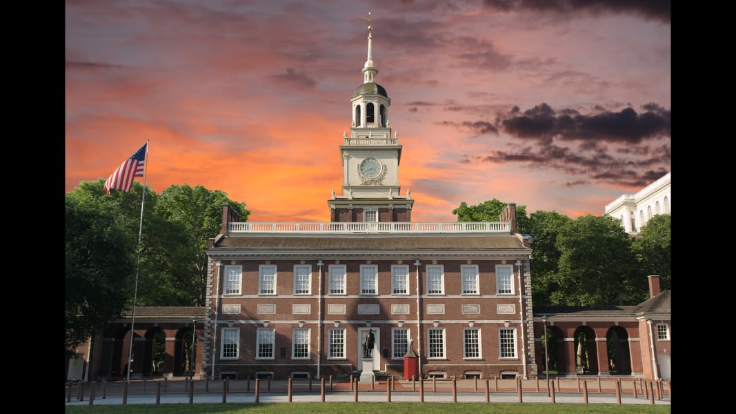 05 early u.s. history Independence Hall