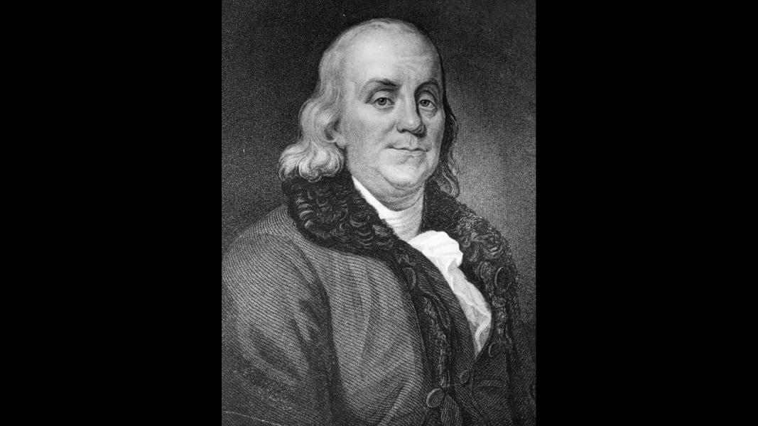 08 early u.s. history Benjamin Franklin