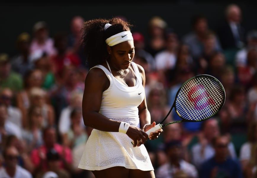 Serena woe