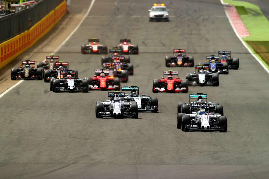 Hamilton start