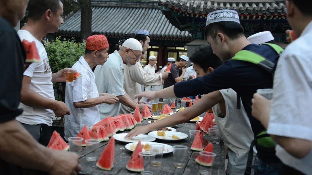 Iftar in China: How Muslims break their Ramadan fast in Beijing