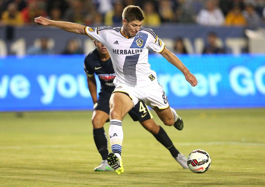 Gerrard Los Angeles Galaxy