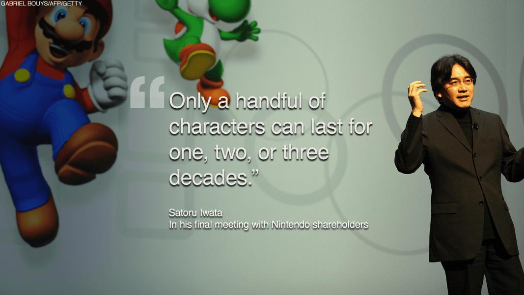 japan satoru iwata quote 1