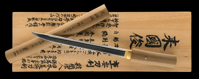 samurai dagger