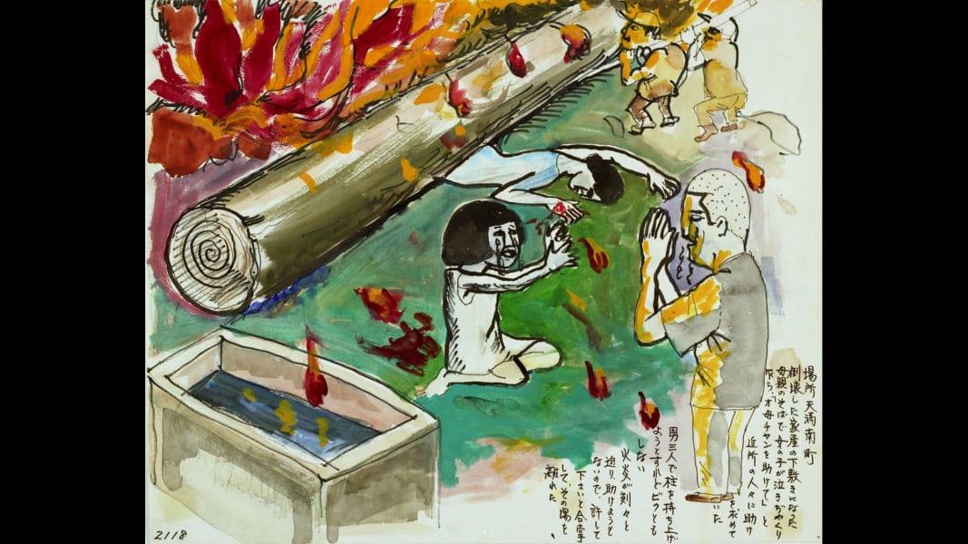 02 hiroshima 70th anniversary drawings