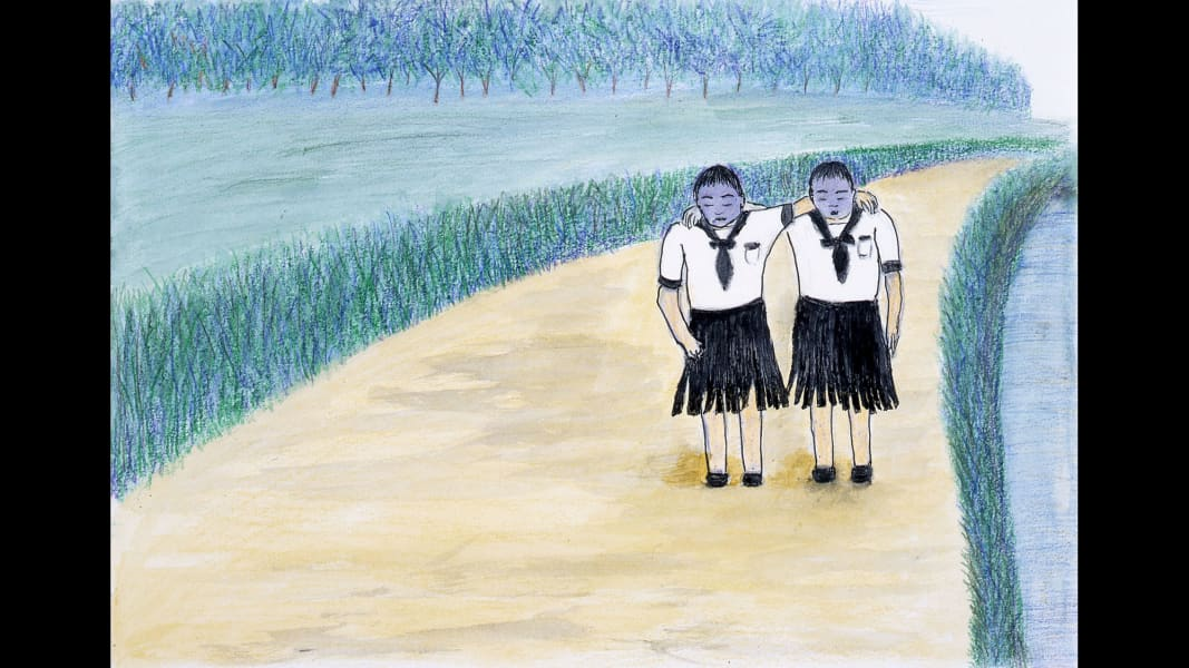 11 hiroshima 70th anniversary drawings