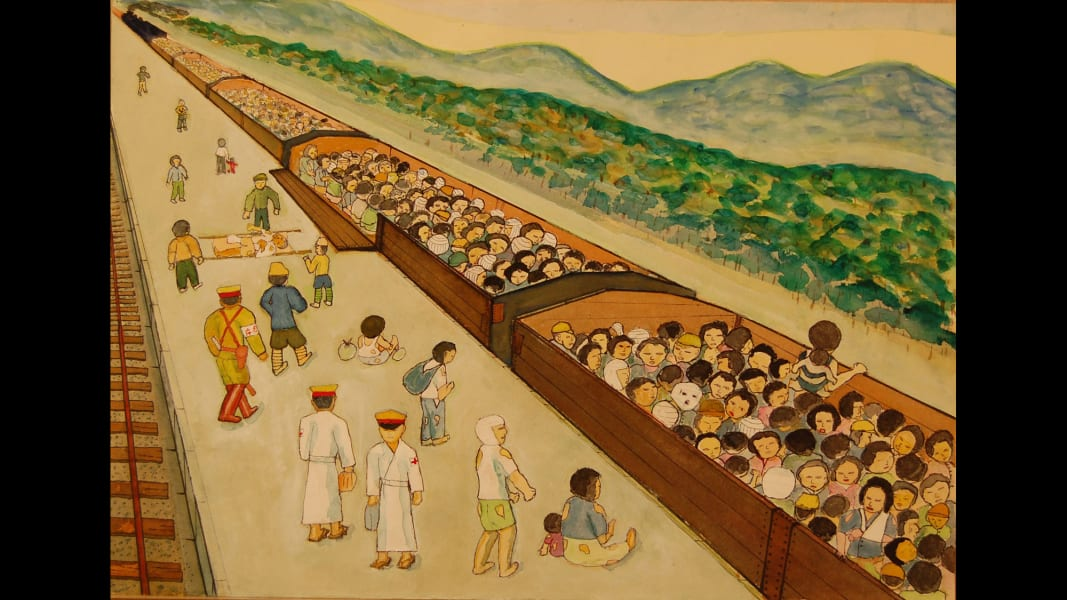 12 hiroshima 70th anniversary drawings