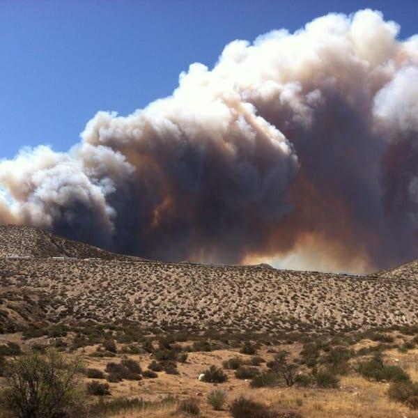 08 ca wildfire