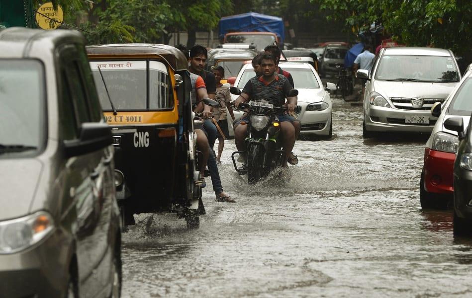 india heavy rain july 01