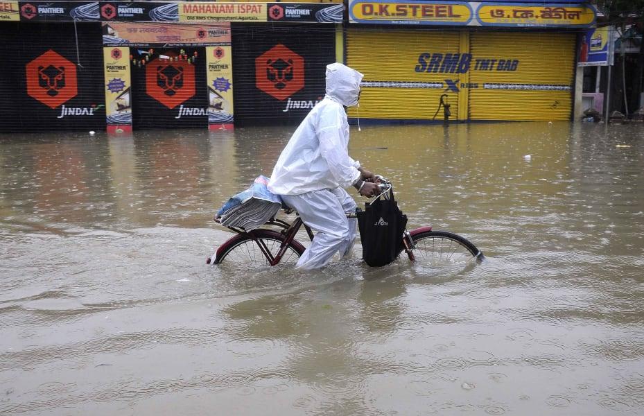 india heavy rain july 02
