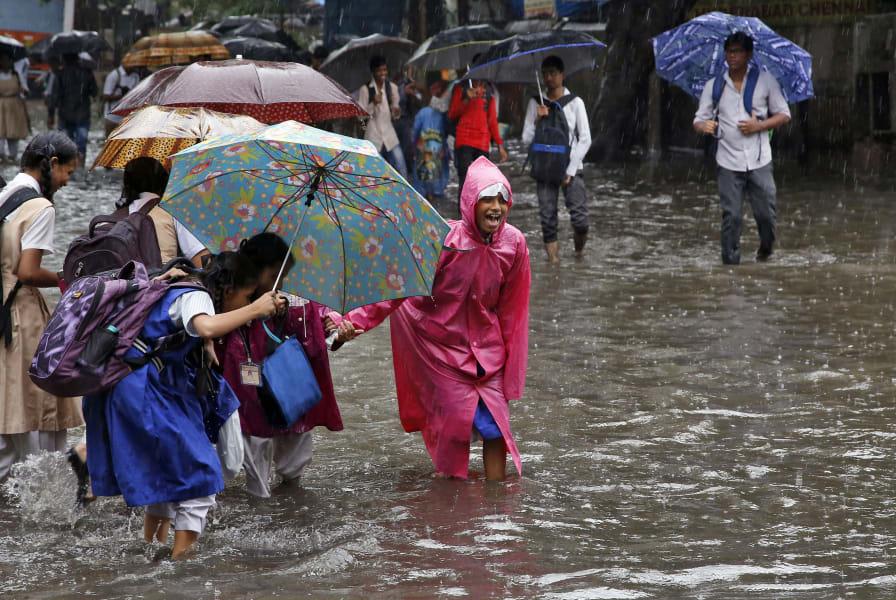 india heavy rain july 04