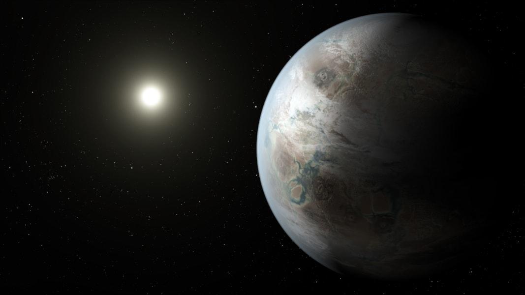 02 Earth's Bigger Older Cousin
