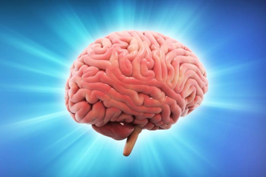 colorful happy brain