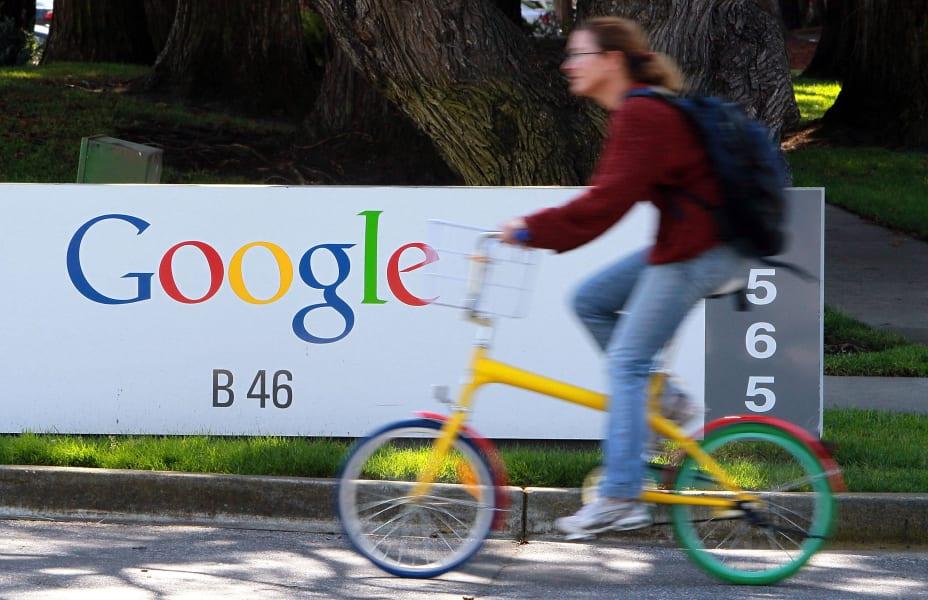 Silicon Valley Google FILE
