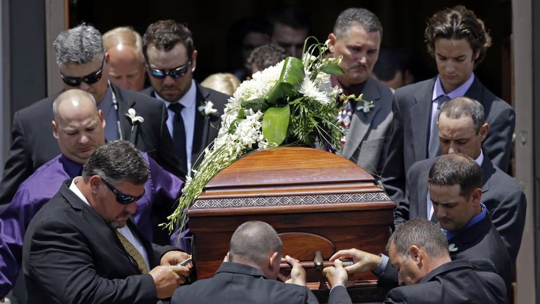 10 Layfayette victims funerals