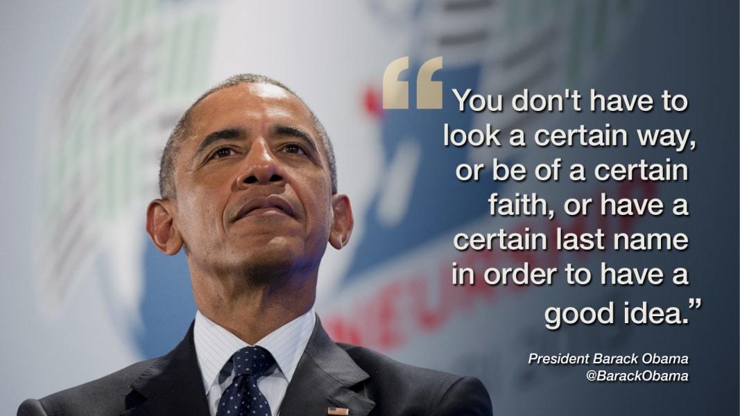 Obama lessons 5