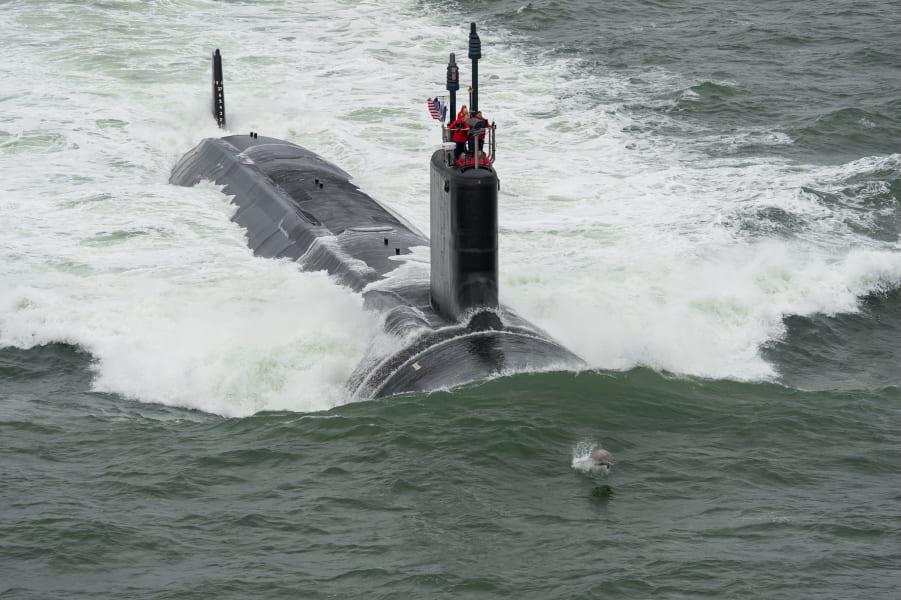 U.S. Navy's submarine fleet 1