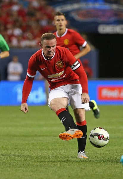 Wayne Rooney & Manchester United